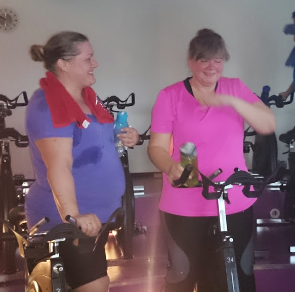 spinning after 1